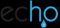 echo® Wasserstoffwasser-Logo